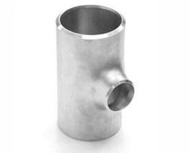 ASTM A815 Duplex Steel Reducing Tee / Unequal Tee