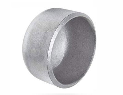 Buttweld ASTM A403 Stainless Steel End Pipe Cap
