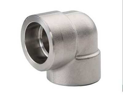 ASTM A182 SS S/W 90 Degree Elbow