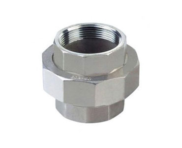 ASTM A182 S327601 Forged Threaded / Screwed Union