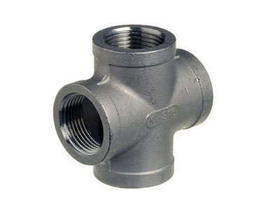 ASTM A182 Super Duplex Steel Forged Socket Weld Cross