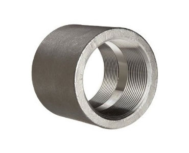 ASTM A182 Super Duplex Steel Forged Socket Weld Full Coupling
