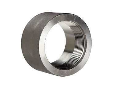 Super Duplex Seel A182 S32750 Forged Socket Weld Half Coupling