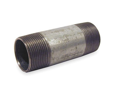 ASTM A182 Duplex Steel Threaded / Screwed Pipe Nipple