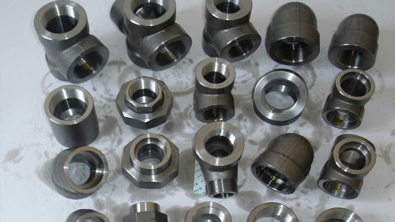 ASTM A182 F11 Alloy Steel Forged Fittings