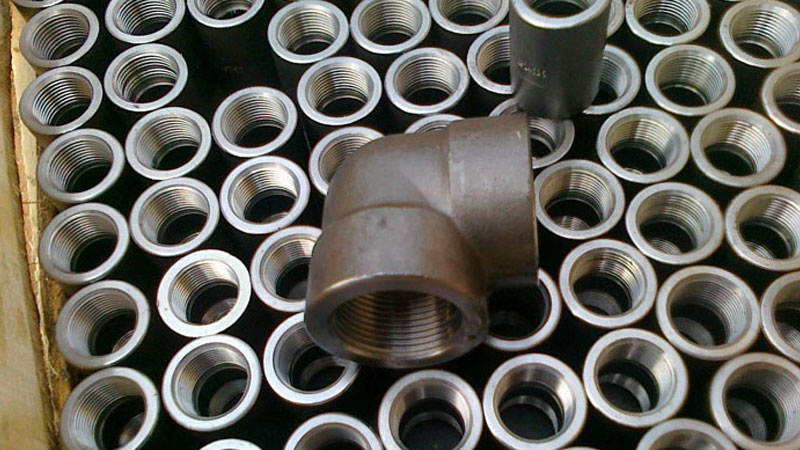 ASTM A182 F5 Alloy Steel Forged Fittings