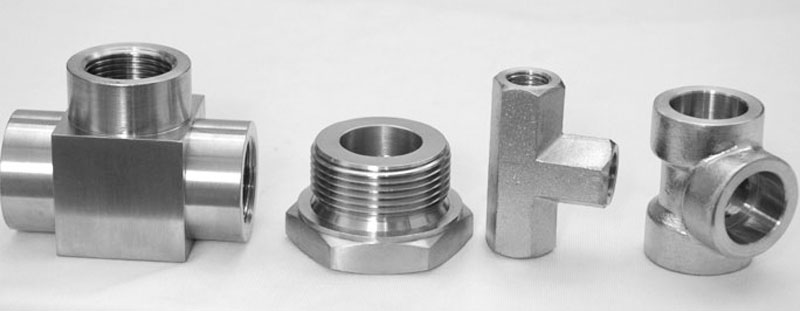 ASTM A182 Super Duplex Steel Forged Fittings