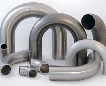 ASTM A403 WP304 Stainless Steel Pipe Bends, SS 316 Piggable Bend
