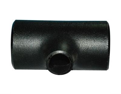 Carbon Steel Buttweld Reducing Tee / Unequal Tee