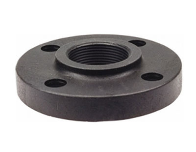 Carbon Steel Threaded / Screwed Flanges