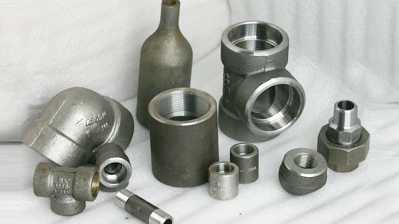 Duplex Steel Forged Fittings Manufacturers in India