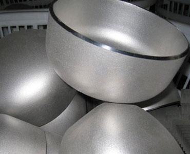 ASTM A815 Duplex Steel Buttweld Pipe Cap