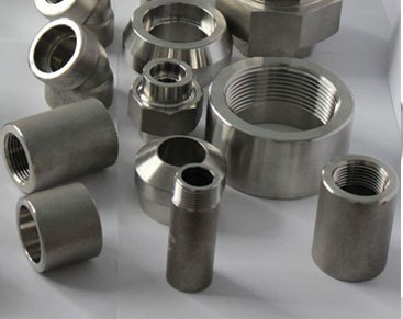 317 Stainless Steel Forged Fittings, ASTM A182 F317L