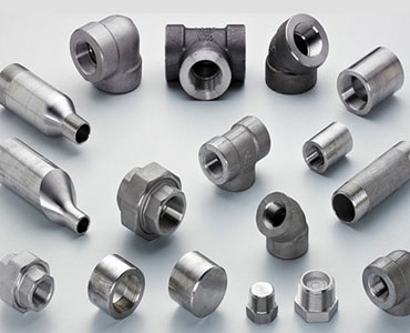 ASTM A182 S32205 Duplex Steel Forged Fittings