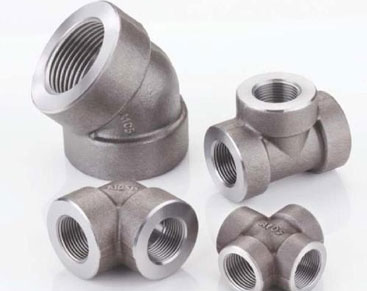 304 Stainless Steel Forged Fittings Astm A182 F304 Threaded Fitting