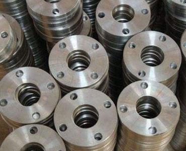 ASTM A182 Duplex Steel Plate Flange