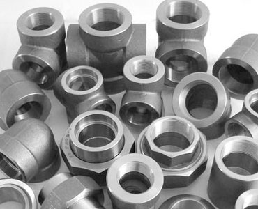 ASTM A182 Super Duplex Steel Socket Weld Fittings