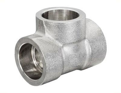 A182 Stainless Steel Socket Weld Tee