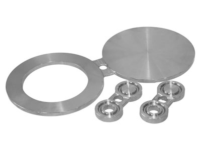 ASTM A182 Stainless Steel Spectacle Blind Flanges