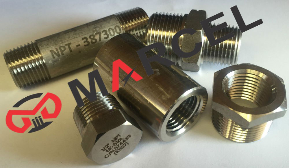 Stainless Steel Threaded Fittings Manufacturers in India