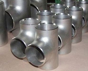 ASTM A815 Duplex Steel Buttweld Tee