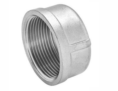 ASTM A182 F304 Threaded Cap