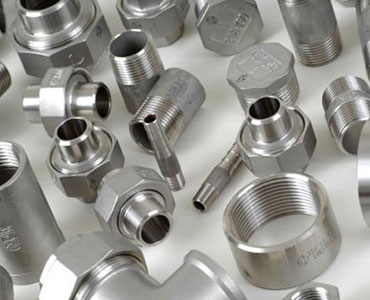 ASTM A182 F9 Alloy Steel Threaded Fittings