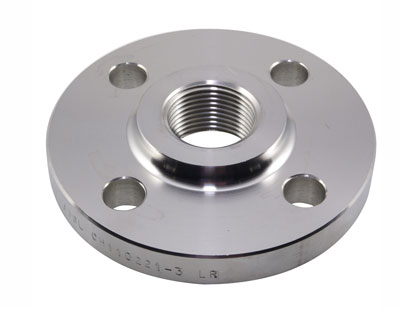 Stainless Steel Threaded Pipe Flange