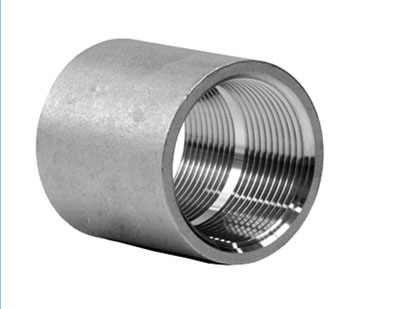 ASTM A182 F304 Threaded Full Coupling