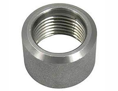 ASTM A182 F304 Threaded Half Coupling