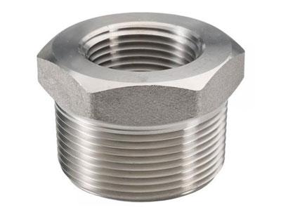 ASTM A182 F304 Threaded / Screwed Bushing