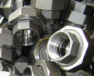 Stainless Steel Socket Weld Union
