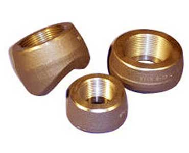 Copper Nickel Olets, Cupro Nickel 90-10 Outlets Fittings