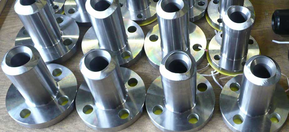 SS Nipo Flange Manufacturers in India